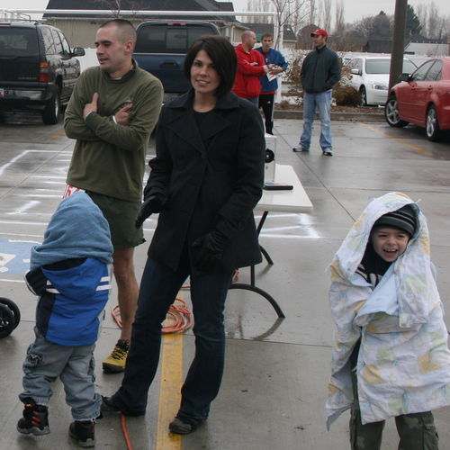 Melissa&Family