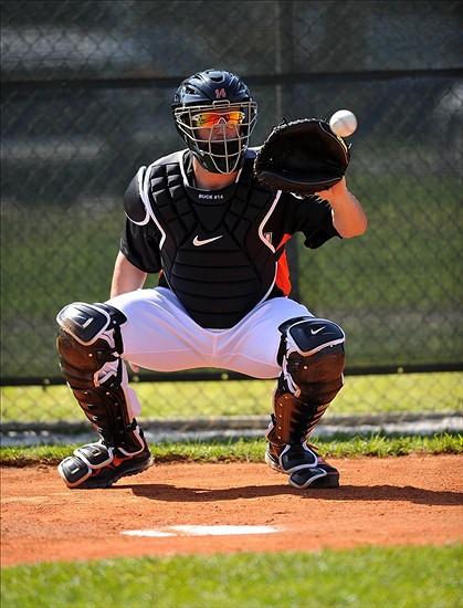 Squat catcher